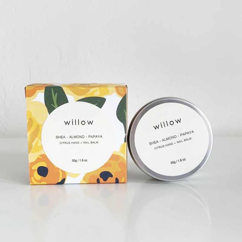 Willow Paw Paw Hand & Nail Cuticle Balm