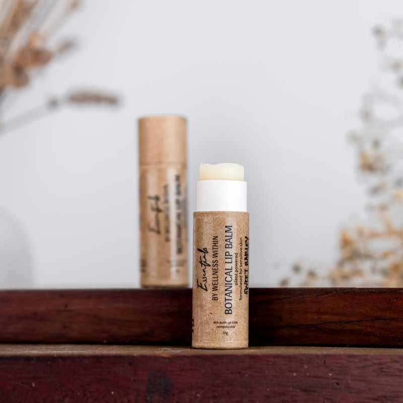 Essentials by Wellness Within - Vegan Botanical Lip Balm