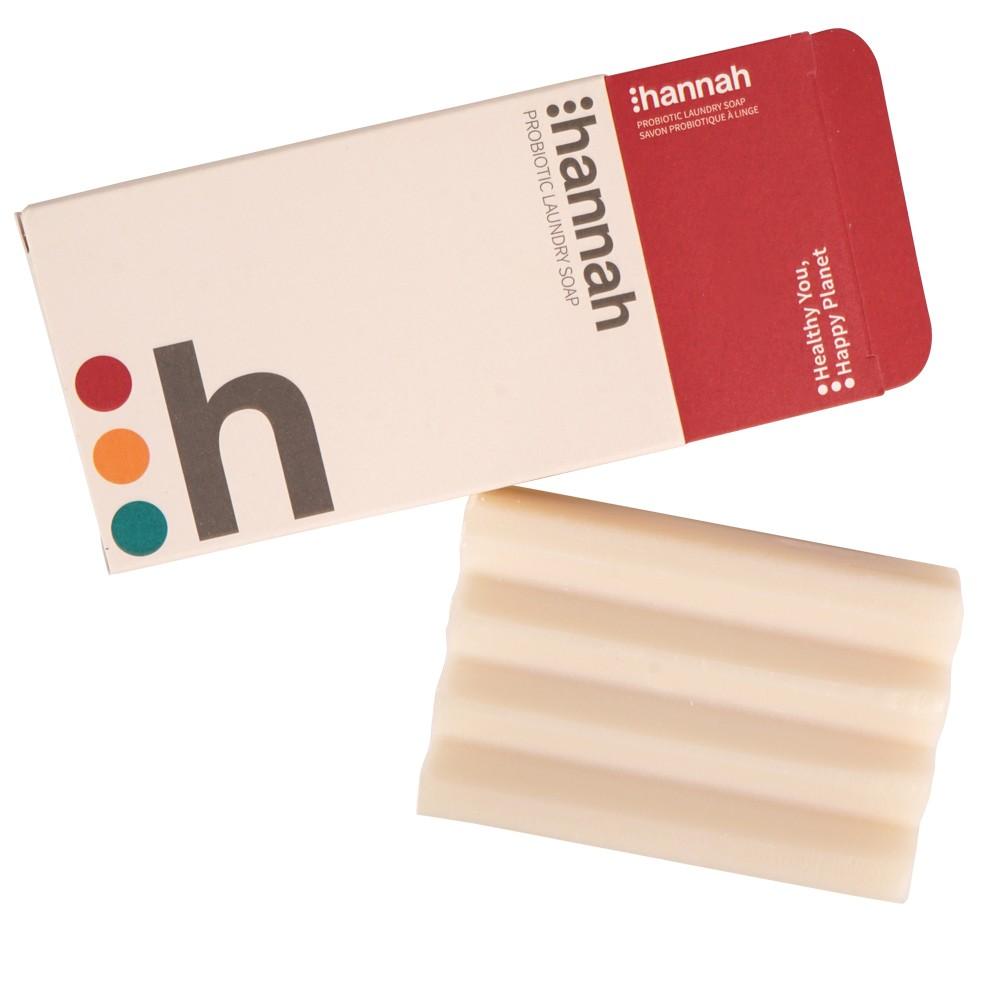 Hannah Probiotic Laundry Handwash Bar Soap