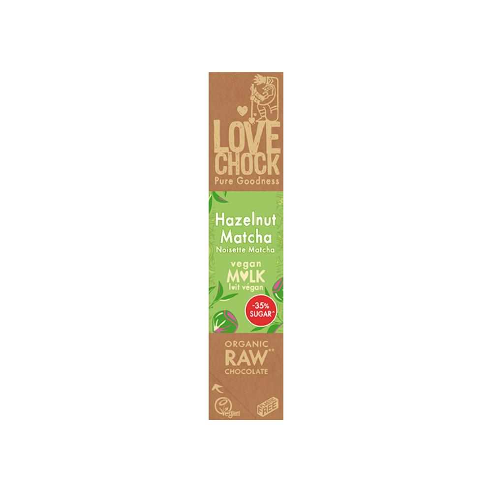 Lovechock Raw Organic Vegan Chocolate