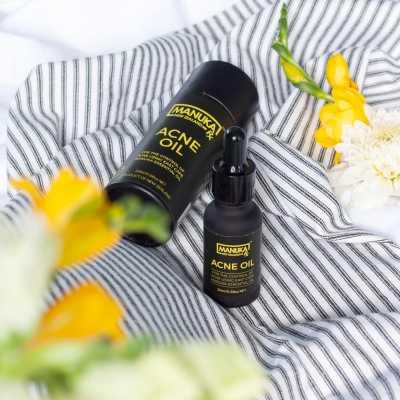 Wellness Within Singapore Manuka Acne Oil