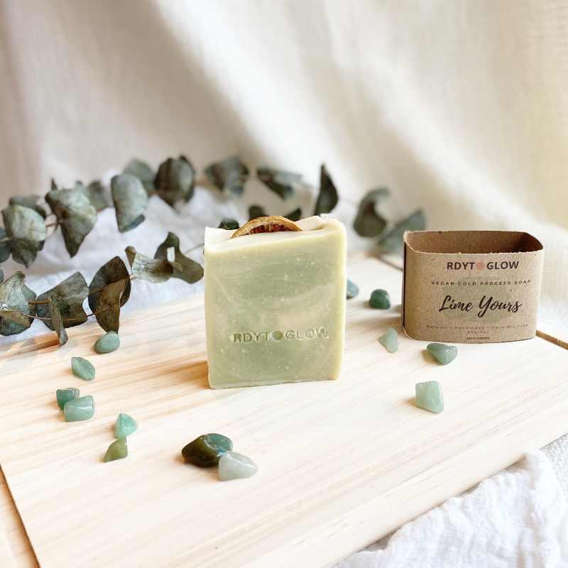 Vegan Cold-Processed Zero Plastic Soap